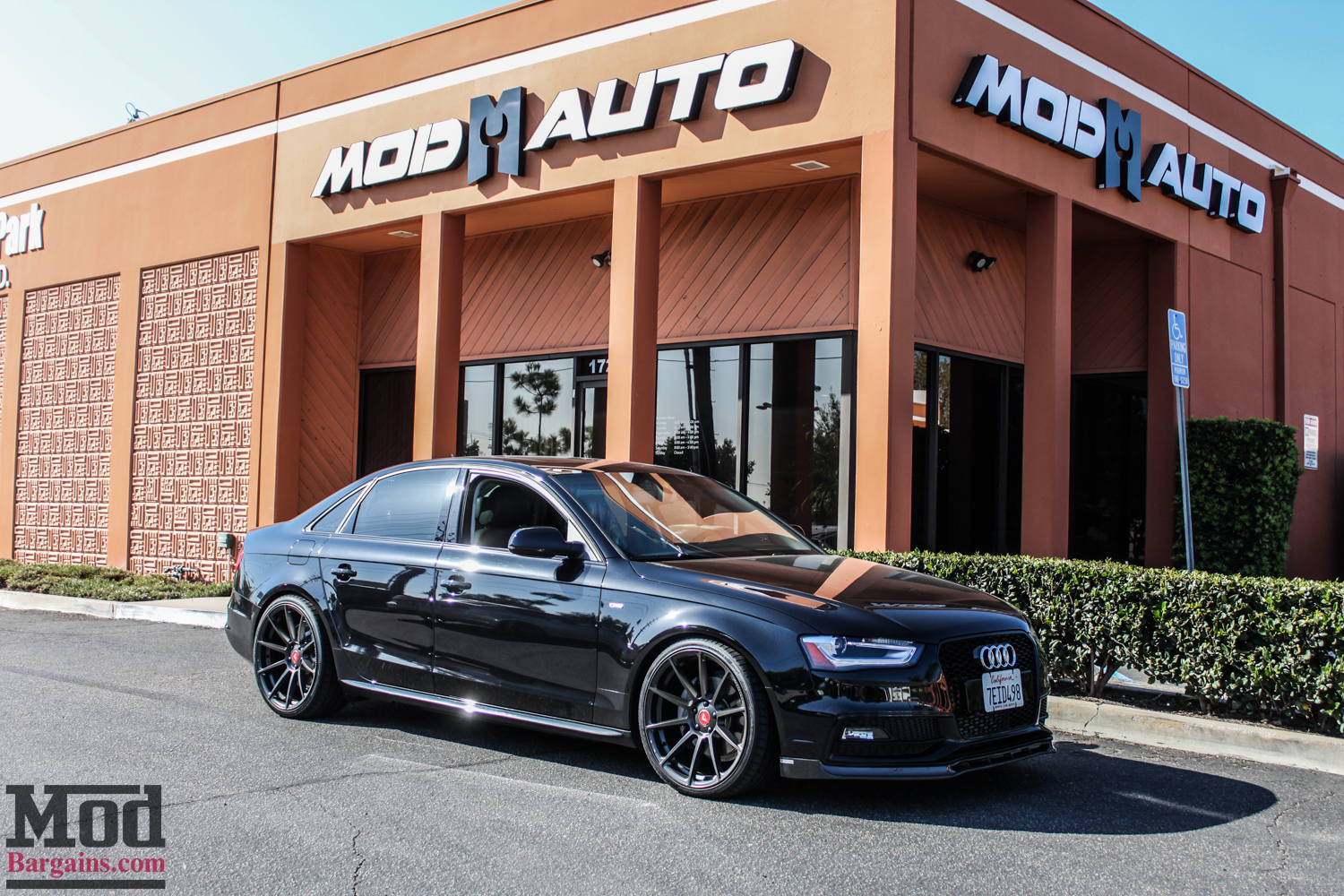 Audi B8 A4 2 0t Awe Exhaust Amp Carbon Diffuser Modauto