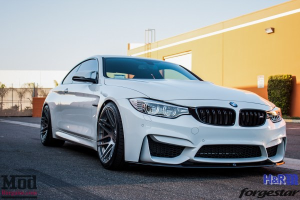 Stock-to-Showcar: F82 BMW M4 Gets Remus Exhaust, Forgestar F14s, H&Rs + Carbon Aero To Get Show-Ready