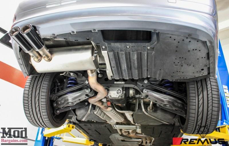 BMW_E90_328i_LCI_Remus_Axleback_SingleExit-5