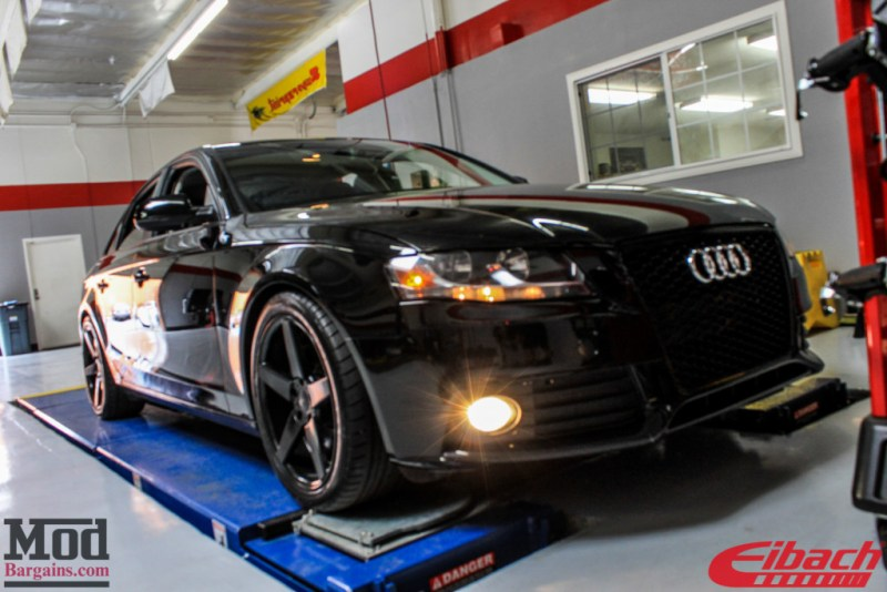 Audi_B8_A4_RS_Grille_Eibach_Springs-3