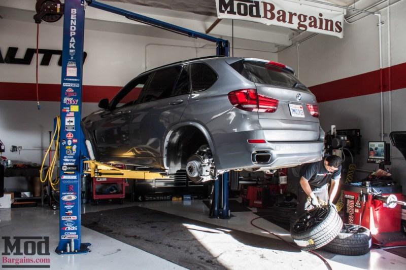 BMW F15 X5 Forgestar F14 MatteBlack (1)