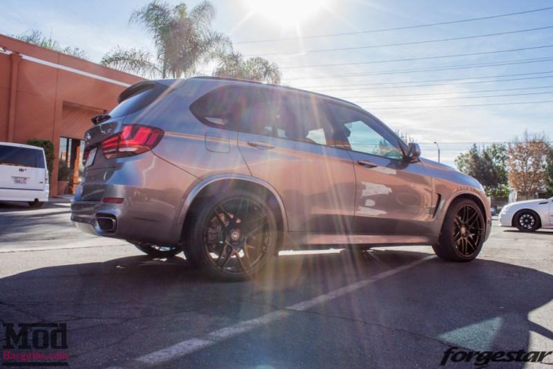 BMW F15 X5 Forgestar F14 MatteBlack (19)