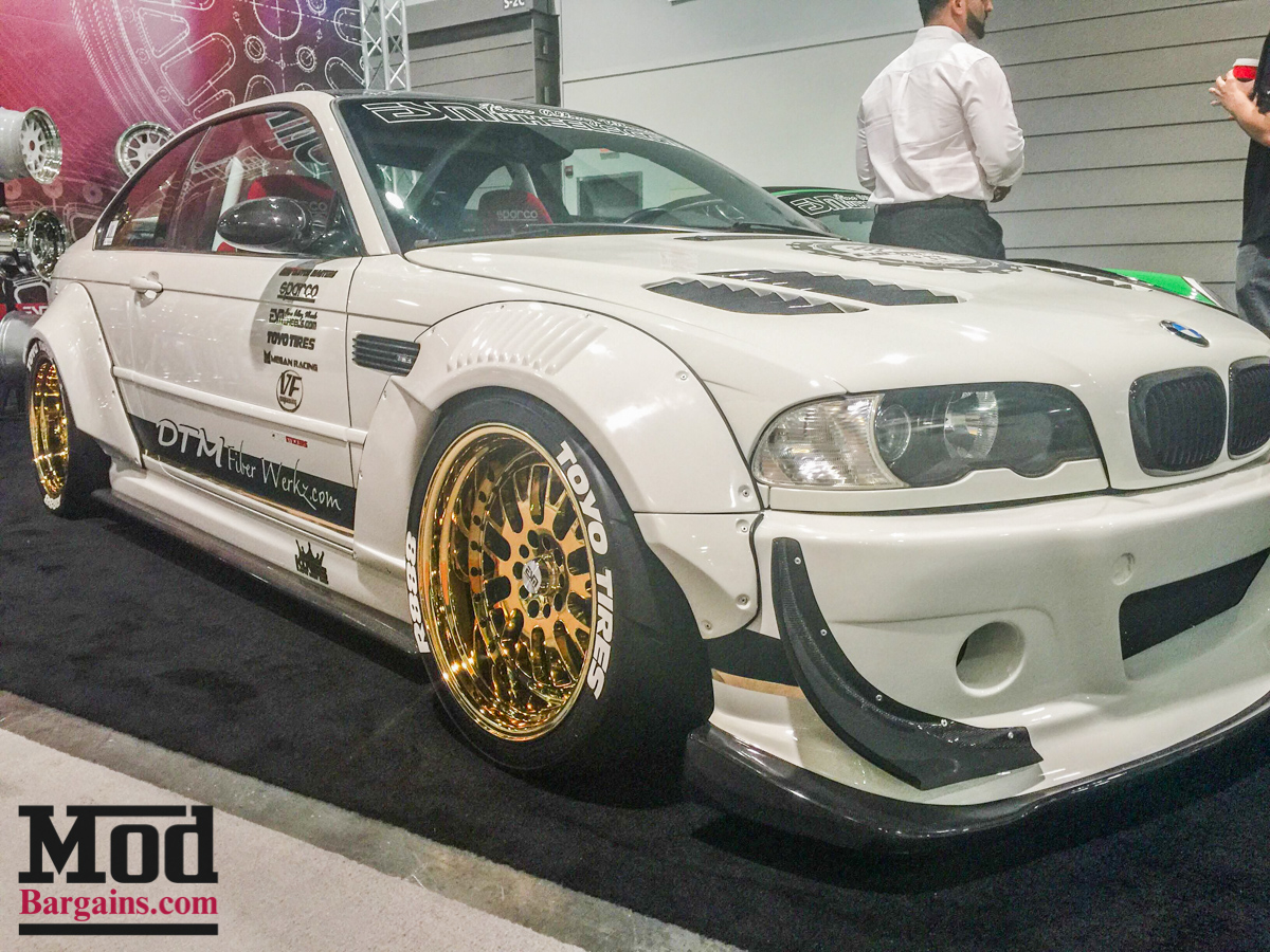 The Modbargains Team S Sema 2015 Photo Gallery