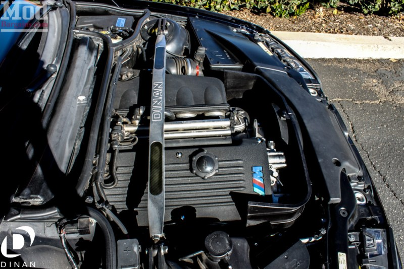 BMW_E46_M3_Dinan_S3_MidnightBlue_CSL_Wheels_Dinan_Intake (4)