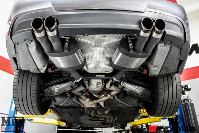 BMW_E90_335i_Remus_quad_Exhaust_M3_BumperCFlip-5
