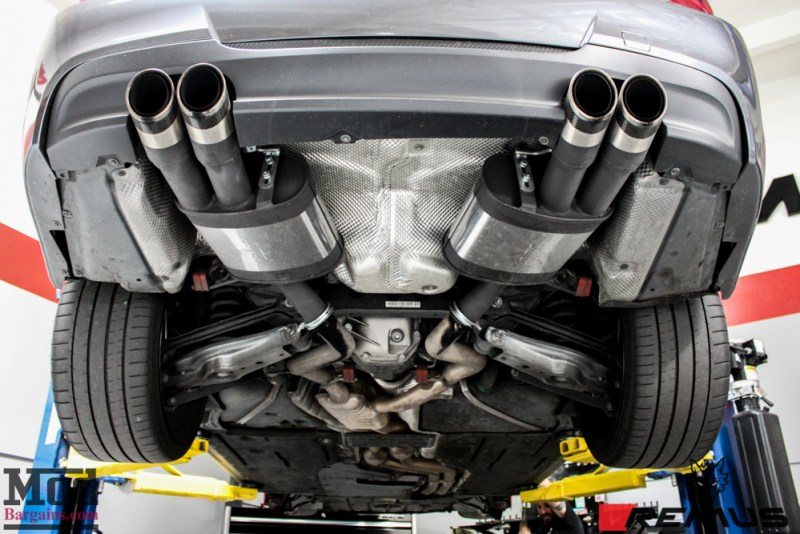BMW_E90_335i_Remus_quad_Exhaust_M3_BumperCFlip-5