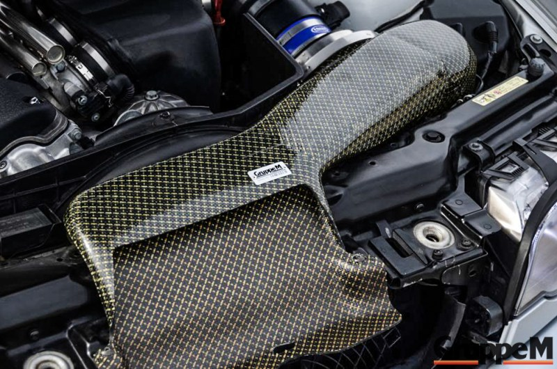 Gruppe_M_Ram_Intake_System_for_E46_BMW_M3_Installed3