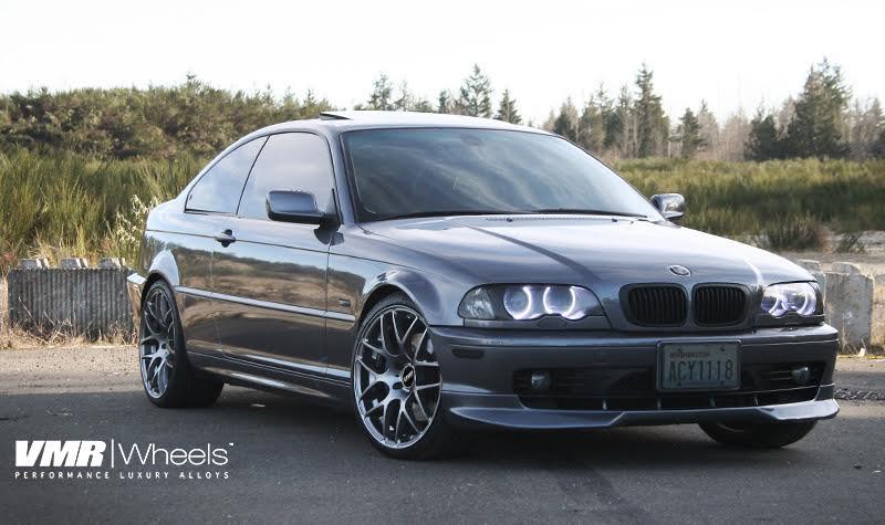 BMW_E46_330ci_VMR_V710_Gunmetal