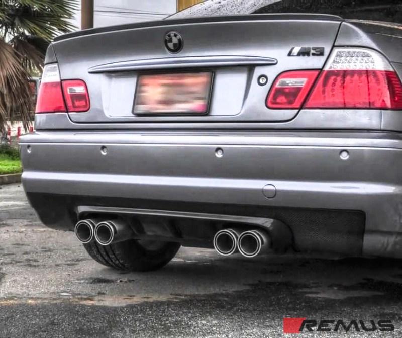 BMW_E46_M3_Remus_Exhaust_img000