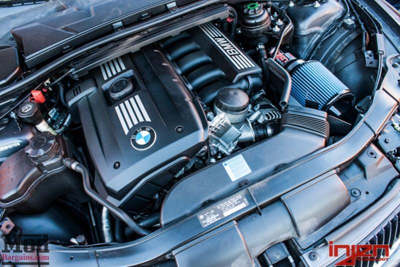BMW_E90_328i_RemusQuad_Injen_Intake_AvantGarde_m359_18x85_18x95_10