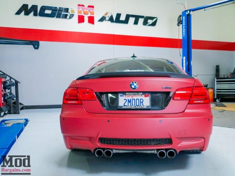 BMW_E92_M3_Matte_Red_Temoor_HRE_FF01_Tarmac (2)