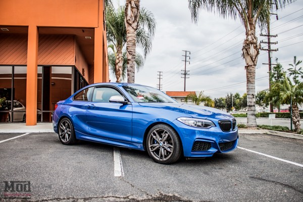 Clean Up Your Face: Installing BMW F22 228i Painted Reflectors To Enhance Aesthetics
