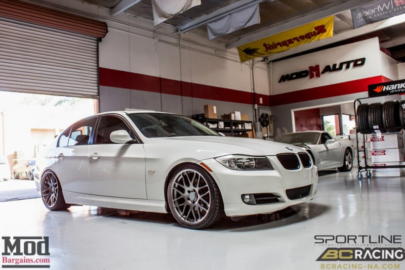 BMW_E90_328i_Sportline_8S_BC_Coilovers_BMWExhaust_-11