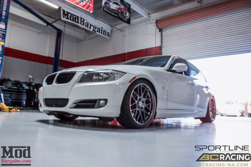 BMW_E90_328i_Sportline_8S_BC_Coilovers_BMWExhaust_-4
