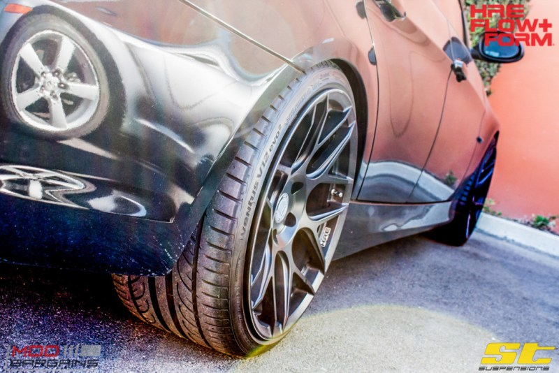 BMW_E90_335i_HRE_FF01_Tarmac_19in_ST_Coilovers-8