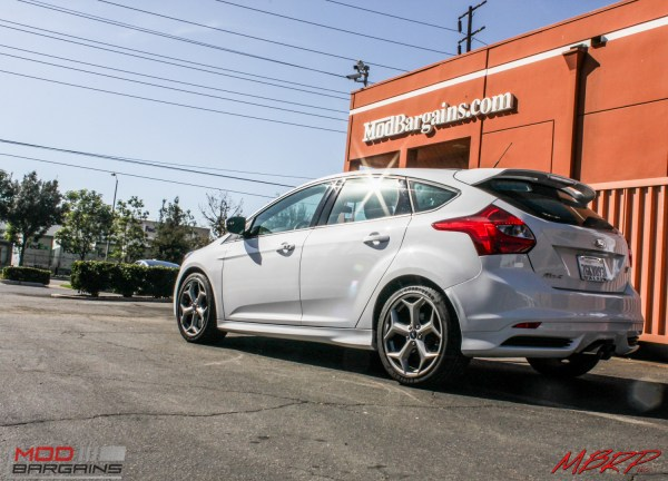 Video: MBRP Exhaust for Focus ST [ST250] 2013-16+ Installed @ ModAuto