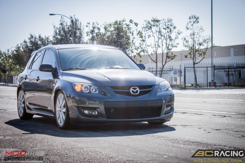 Mazdaspeed3 BC Coilovers (12)