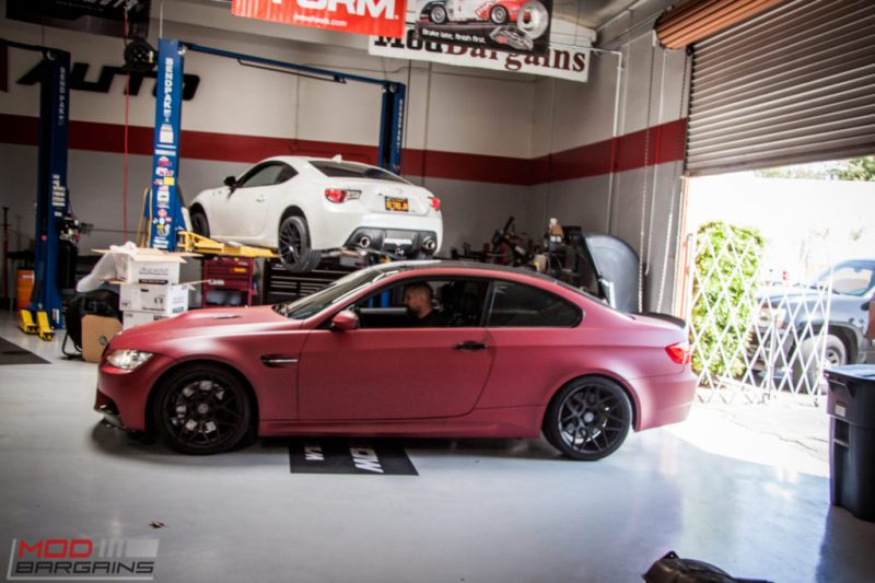 BMW E92 M3 Temoor HRE FF01 Remus CarbonRace (13)