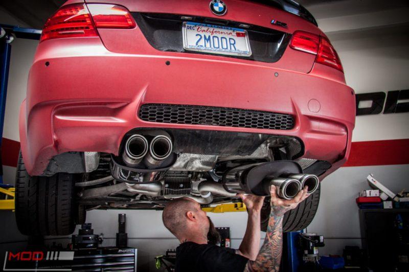 BMW E92 M3 Temoor HRE FF01 Remus CarbonRace (8)