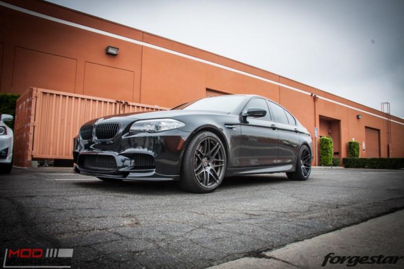 BMW F10 M5 RPI Exhaust Forgestar F14 (16)