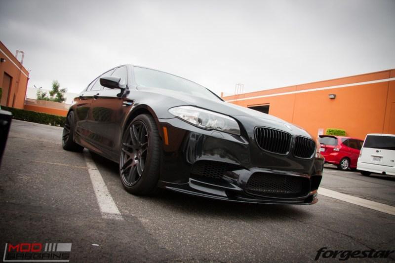 BMW F10 M5 RPI Exhaust Forgestar F14 (24)