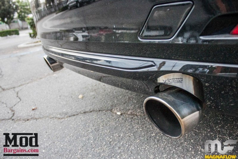 BMW F30 335i Magnaflow Exhaust aFe Intake Cobb Chargepipe Forge DVs (4)