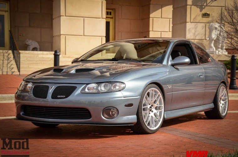 5 Best Mods For 2004 06 Pontiac Gto The Hidden Gem In