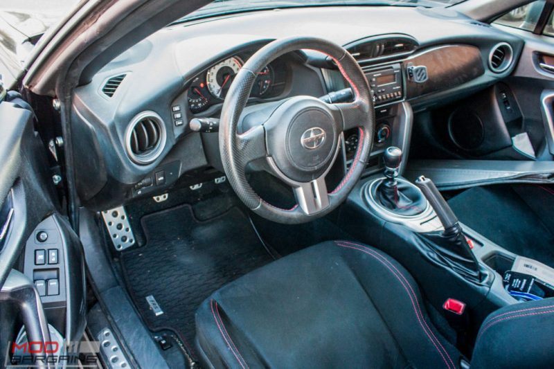 Scion FR-S Drift DR Shifter (3)
