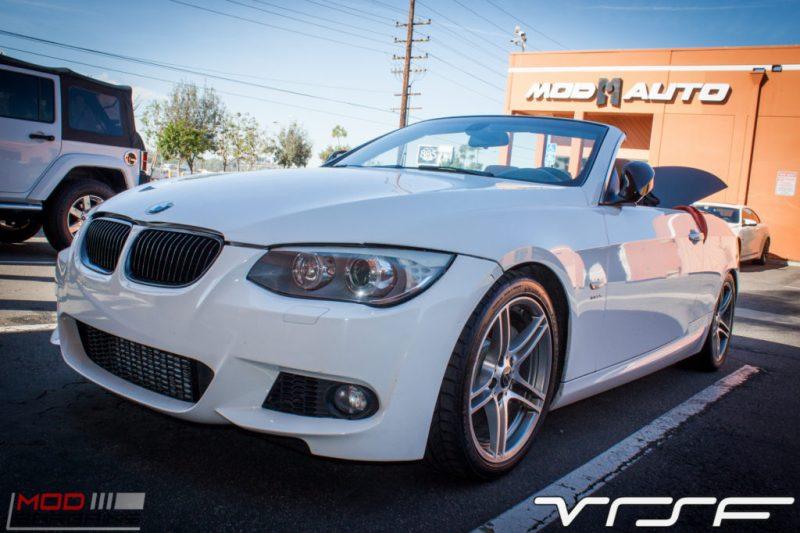 BMW E93 335is VRSF FMIC etc (9)
