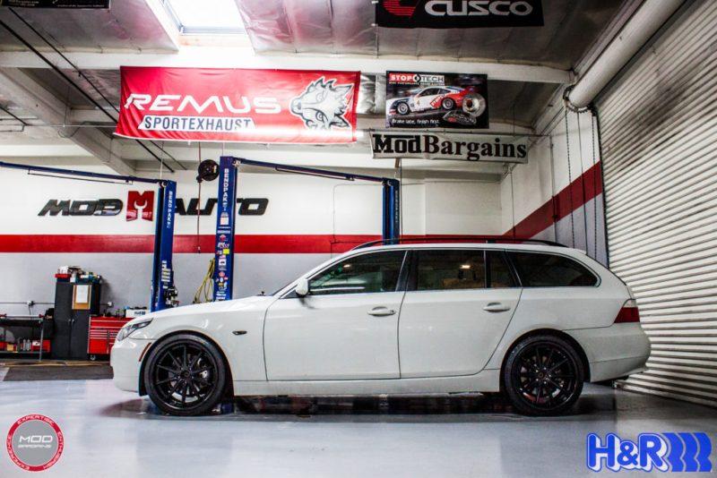 BMW_E60_535i_Rohana_RC10_MatteBlack_HR_Springs (19)