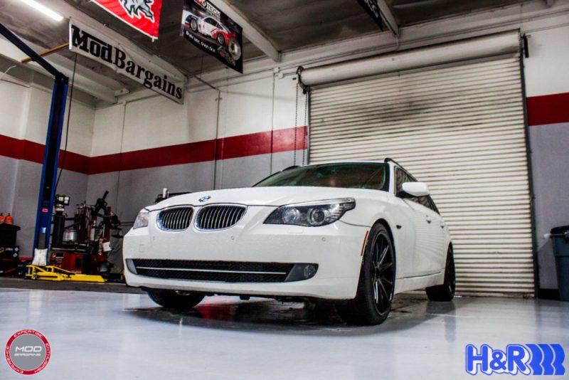 BMW_E60_535i_Rohana_RC10_MatteBlack_HR_Springs (20)
