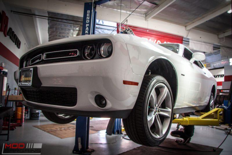 Dodge Challenger RT Borla Exhaust (13)