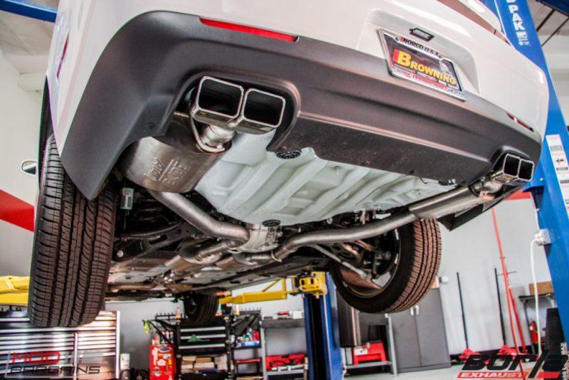 Dodge Challenger RT Borla Exhaust (9)