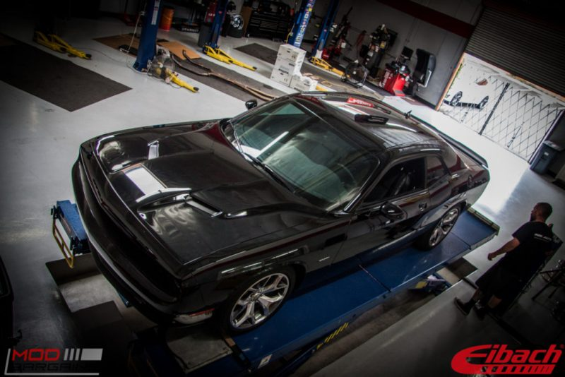 Dodge Challenger_Eibach_Springs_Solo_Exhaust (19)