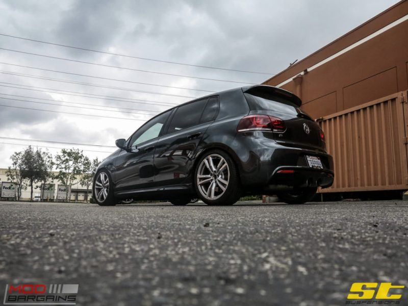 VW Golf R Mk6 ST Suspension Coilovers (3)