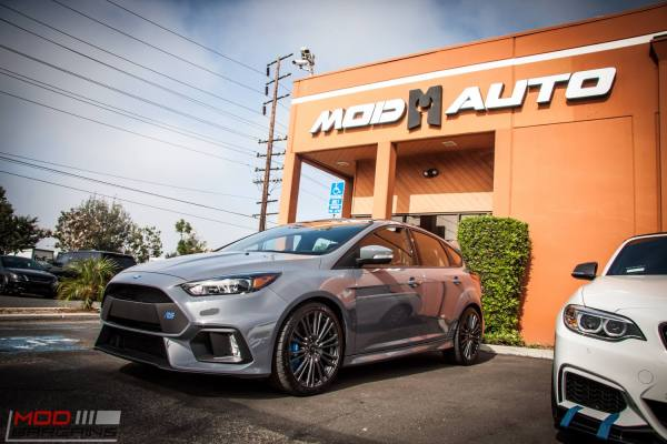 Project Car Intro: Eric N's 2016 Ford Focus RS Lands @ ModAuto