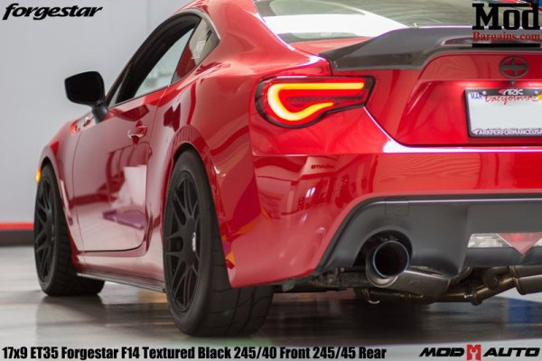 New Sequential Valenti Tail Lights for Scion FRS and Subaru BRZ-IN STOCK!