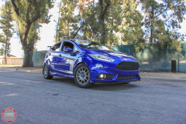 Project Fiesta ST gets massive Wagner Tuning FMIC: Starting Over