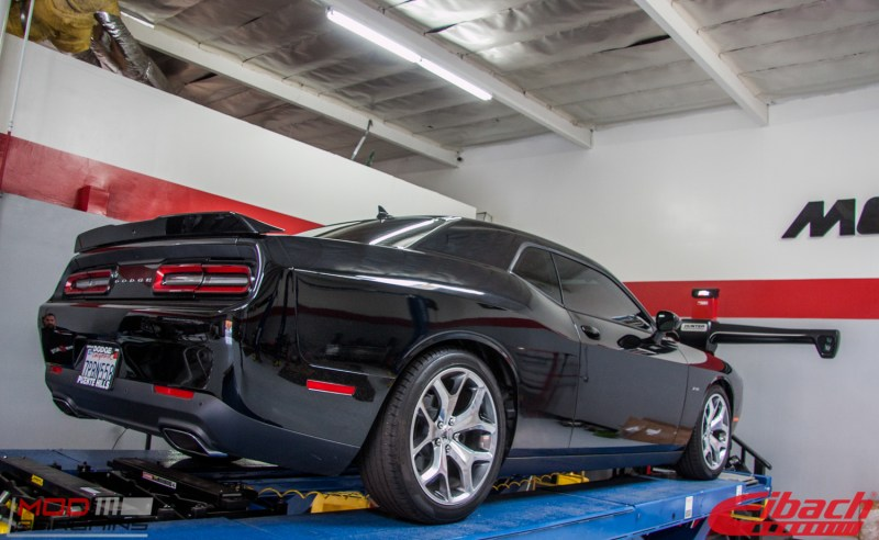 Dodge Challenger_Eibach_Springs_Solo_Exhaust (13)