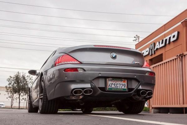 Video: Insane BMW M6 Eisenmann Exhaust + Power Parts Installed @ ModAuto