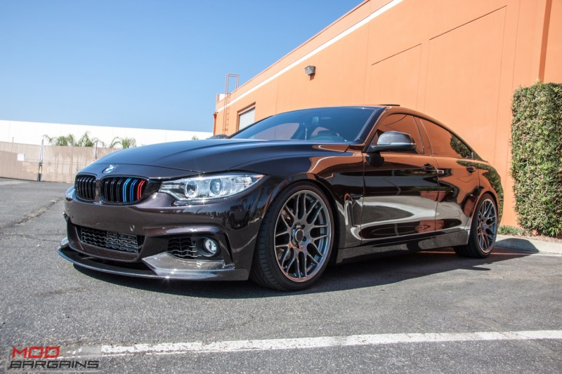BMW F36 4 Series Sportline 8S