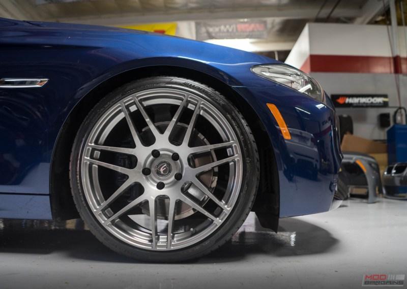 BMW 2016 F10 535i Forgestar F14