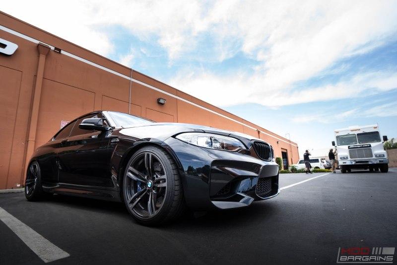 BMW M2 2017 Dinan Stage 2