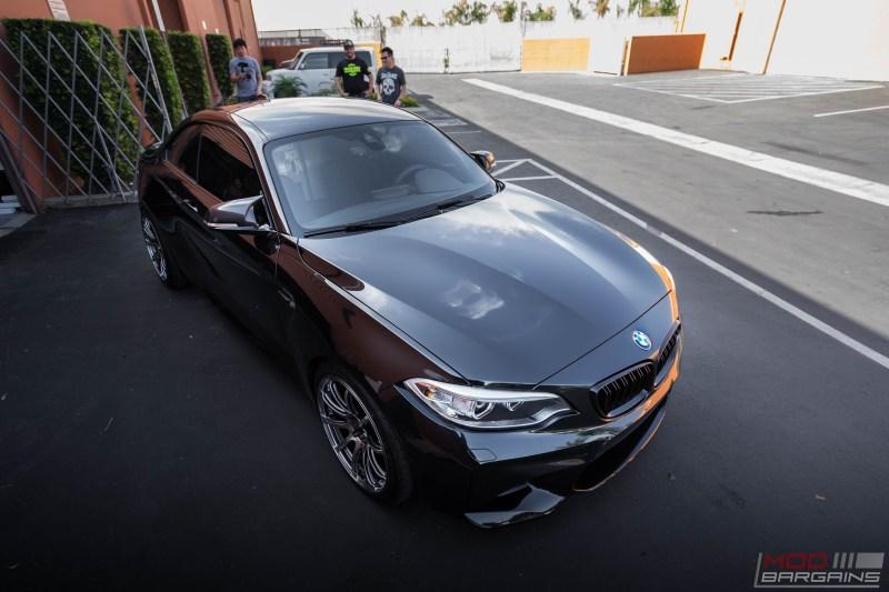 BMW M2 2017 Dinan Stage 2 Advan RSII