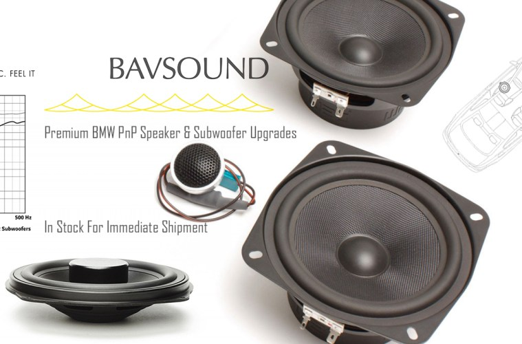 Expert Review Bavsound Stage One Speakers Ghost Subwoofer