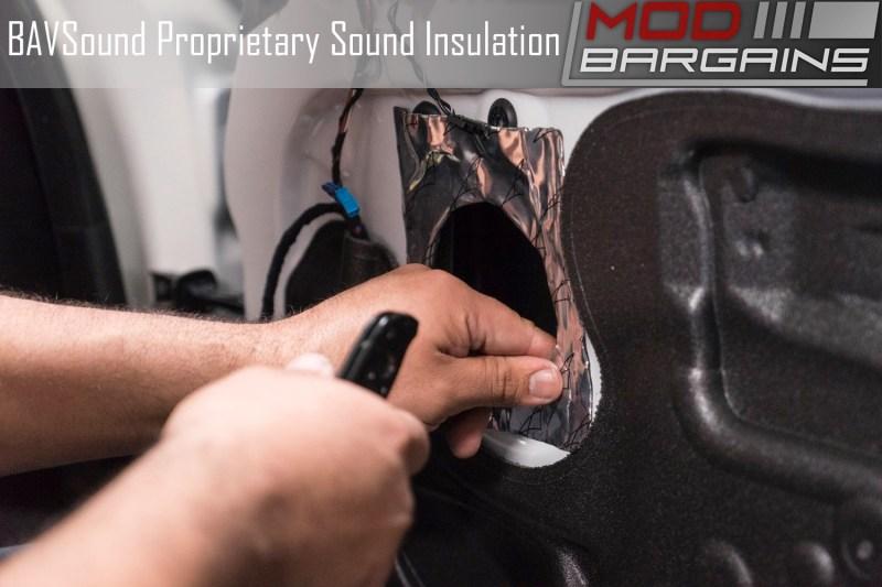 BACSound Sound Insulation