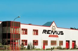 Remus Exhaust Austria Warehouse & Manufacturing Building