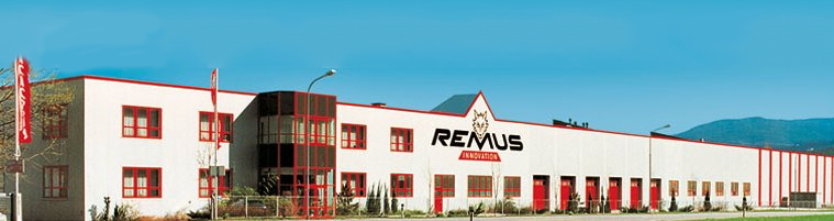 Remus Exhaust Austria Warehouse & Manufacturing Building