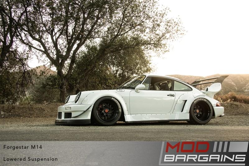 Forgestar M14, Porsche 964, 964