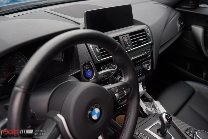 M2, BMW, BMW M2, M2 Interior, BMW Interior, M2 Start Stop Button, BMW Start Stop Button